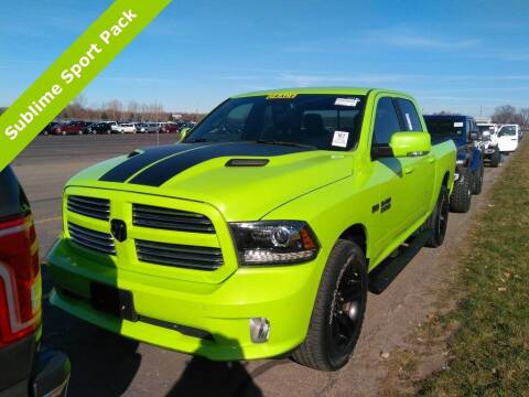 2017 RAM Ram Pickup 1500 for sale at Coast to Coast Imports in Fishers IN