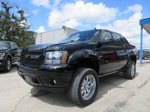 2012 Chevrolet Avalanche for sale at Quality Investments in Tyler TX