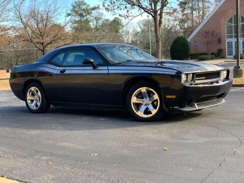 2011 Dodge Challenger for sale at Top Notch Luxury Motors in Decatur GA