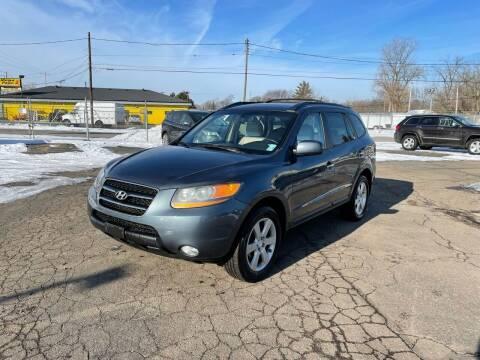 2008 Hyundai Santa Fe for sale at Dean's Auto Sales in Flint MI