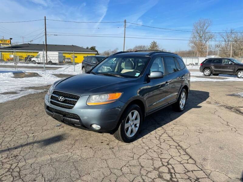 2008 Hyundai Santa Fe for sale at Dean's Auto Sales in Flint MI