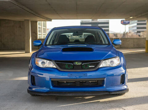 2014 Subaru Impreza for sale at The Car-Mart in Murray UT