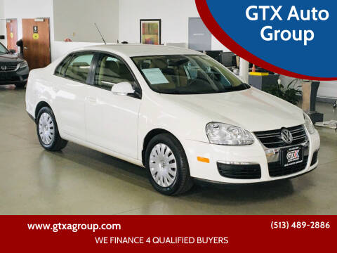 2009 Volkswagen Jetta for sale at GTX Auto Group in West Chester OH