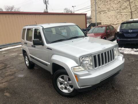 2012 Jeep Liberty for sale at Some Auto Sales in Hammond IN