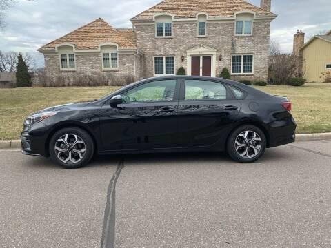 2019 Kia Forte for sale at You Win Auto in Metro MN