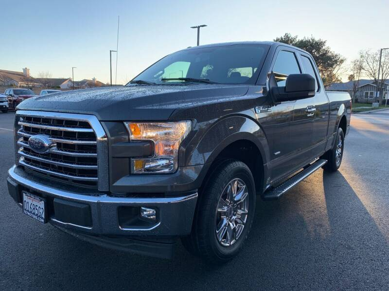 2017 Ford F-150 for sale at 707 Motors in Fairfield CA