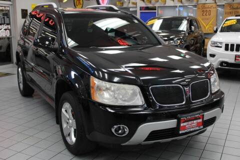 2009 Pontiac Torrent for sale at Windy City Motors in Chicago IL