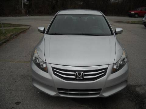2012 Honda Accord for sale at Auto Sales Sheila, Inc in Louisville KY