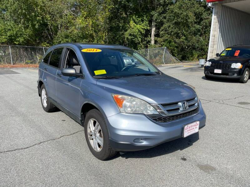 2011 Honda CR-V for sale at Gia Auto Sales in East Wareham MA