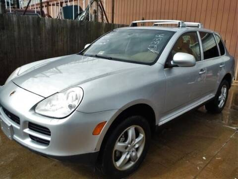 2003 Porsche Cayenne for sale at East Coast Auto Source Inc. in Bedford VA