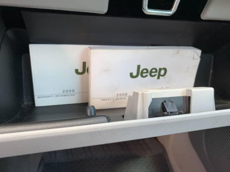 2008 Jeep Liberty 4x4 Sport 4dr SUV - Newfoundland NJ