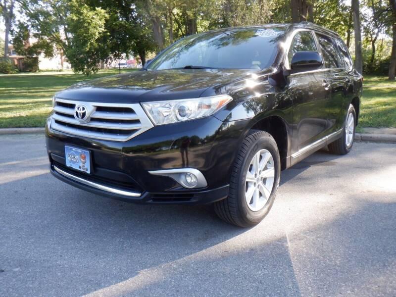 2011 Toyota Highlander for sale at RENNSPORT Kansas City in Kansas City MO