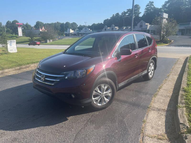 2014 Honda CR-V for sale at BRAVA AUTO BROKERS LLC in Clarkston GA