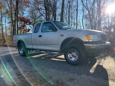2003 Ford F-150 for sale at Madden Motors LLC in Iva SC