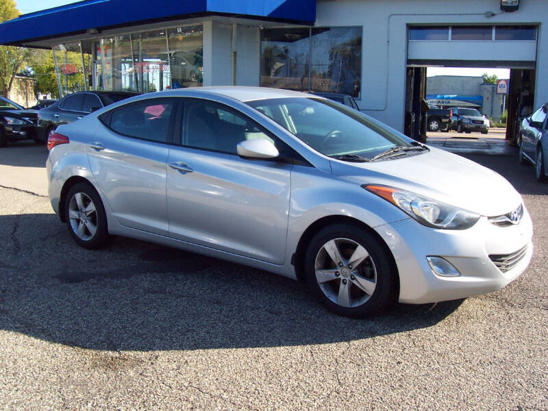 2013 Hyundai Elantra for sale at TOWER AUTO MART in Minneapolis MN