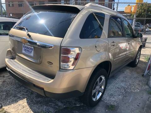 2007 Chevrolet Equinox for sale at GARET MOTORS in Maspeth NY