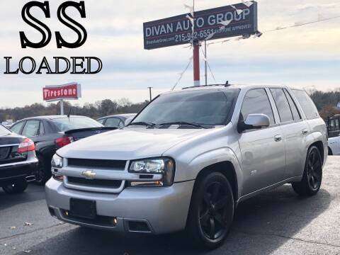 2006 Chevrolet TrailBlazer for sale at Divan Auto Group in Feasterville PA