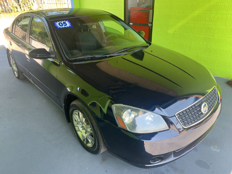 2005 Nissan Altima for sale at Autos to Go of Florida in Daytona Beach FL
