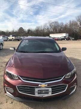 2016 Chevrolet Malibu for sale at CAR CORNER in Van Buren AR