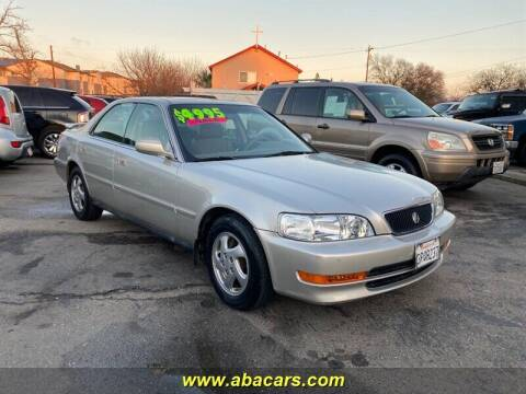 1996 Acura TL for sale at About New Auto Sales in Lincoln CA