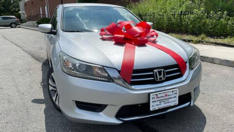 2013 Honda Accord for sale at Speedway Motors in Paterson NJ