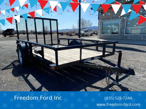 2017 Utility Trailer Big Tex 35SA - 10BK for sale at Freedom Ford Inc in Gunnison UT