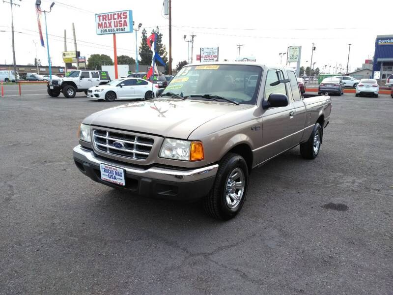 2003 Ford Ranger for sale at Trucks Max USA in Manteca CA