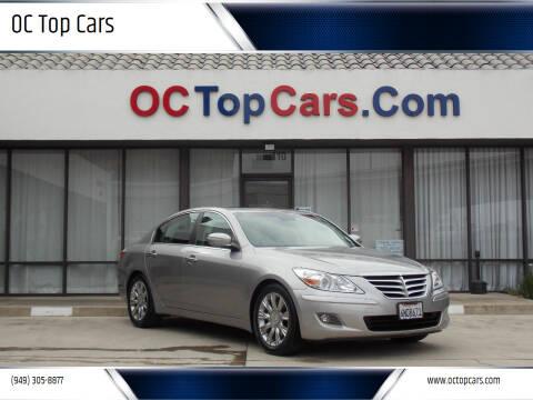 2010 Hyundai Genesis for sale at OC Top Cars in Irvine CA
