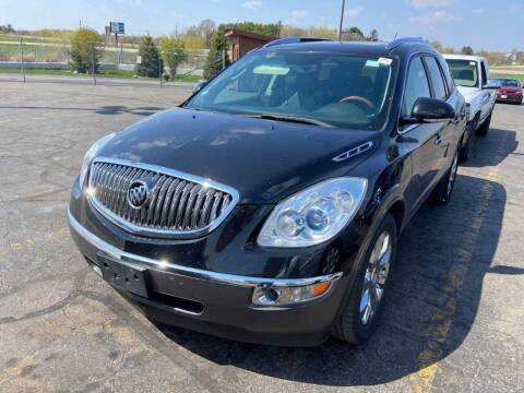 2011 Buick Enclave for sale at Best Auto & tires inc in Milwaukee WI