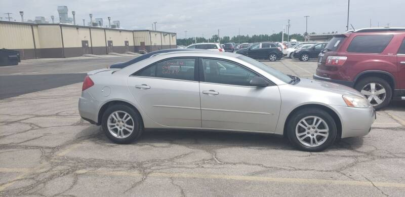 2006 Pontiac G6 for sale at Xtreme Motors Plus Inc in Ashley OH