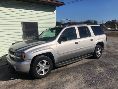 2006 Chevrolet TrailBlazer for sale at Superior Auto Sales in Duncansville PA