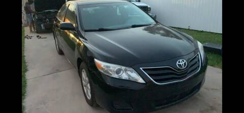 2011 Toyota Camry for sale at Auction Direct Plus in Miami FL