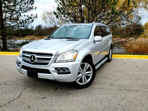 2010 Mercedes-Benz GL-Class for sale at Excalibur Auto Sales in Palatine IL