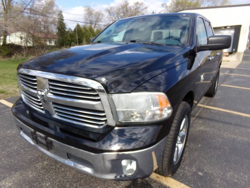 2015 RAM Ram Pickup 1500 for sale at Rose Auto Sales & Motorsports Inc in McHenry IL