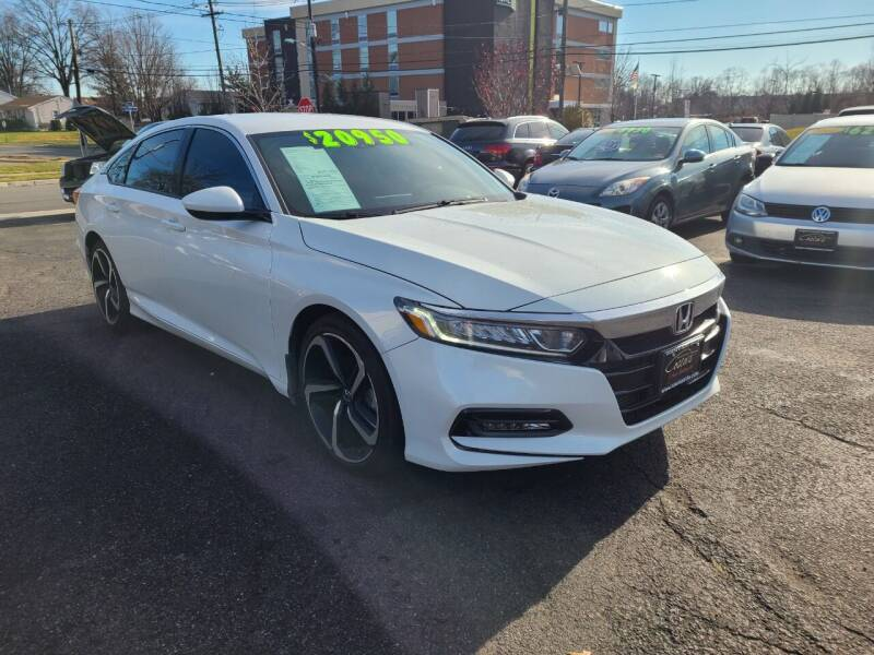 2019 Honda Accord for sale at Costas Auto Gallery in Rahway NJ