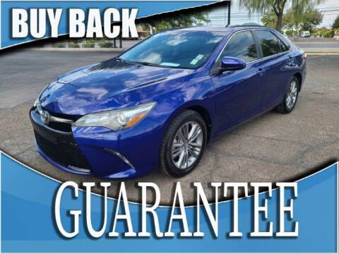 2016 Toyota Camry for sale at Reliable Auto Sales in Las Vegas NV
