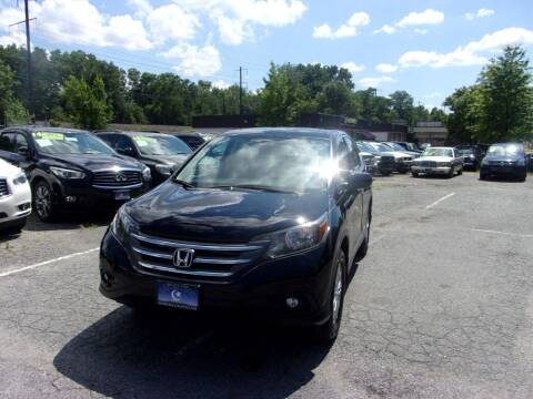 2013 Honda CR-V for sale at Balic Autos Inc in Lanham MD