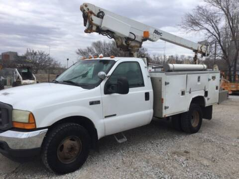 2001 Ford F-350 Super Duty for sale at Sanders Auto Sales in Lincoln NE