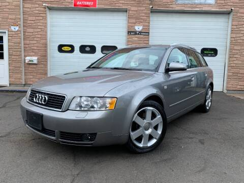 2004 Audi A4 for sale at West Haven Auto Sales in West Haven CT