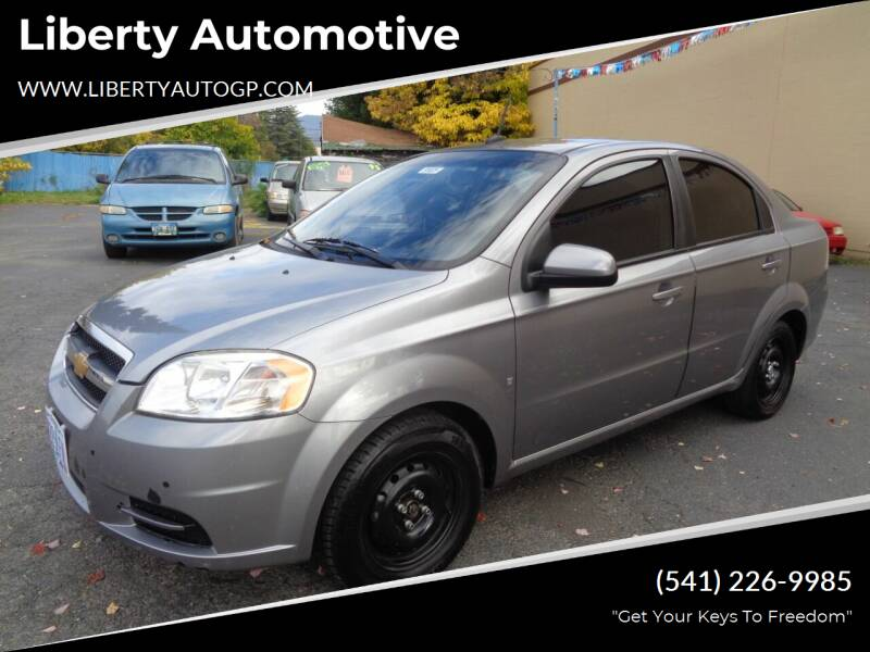 2009 Chevrolet Aveo for sale at Liberty Automotive in Grants Pass OR