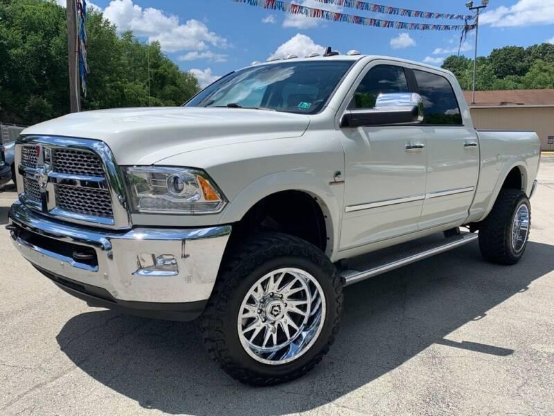2016 RAM Ram Pickup 2500 for sale at Elite Motors in Uniontown PA