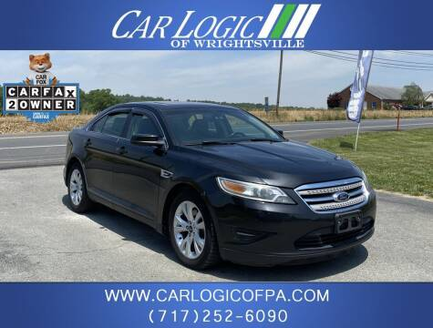 2012 Ford Taurus for sale at Car Logic in Wrightsville PA