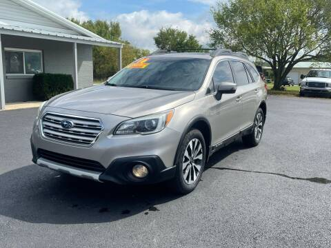 2016 Subaru Outback for sale at Jacks Auto Sales in Mountain Home AR