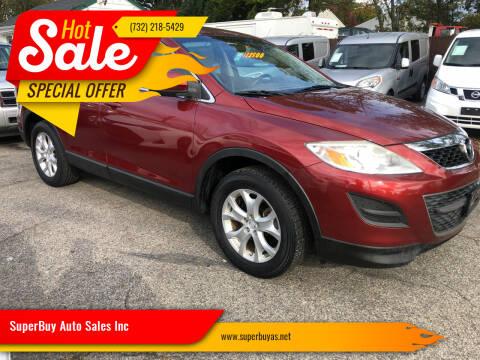2011 Mazda CX-9 for sale at SuperBuy Auto Sales Inc in Avenel NJ