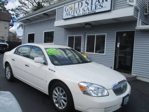 2009 Buick Lucerne for sale at Gold Star Auto Sales in Johnston RI