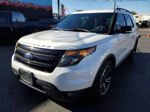 2013 Ford Explorer for sale at DPM Motorcars in Albuquerque NM