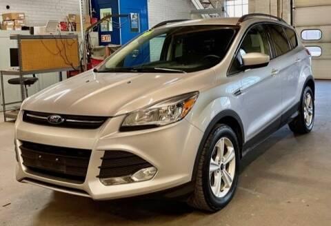 2016 Ford Escape for sale at Reinecke Motor Co in Schuyler NE