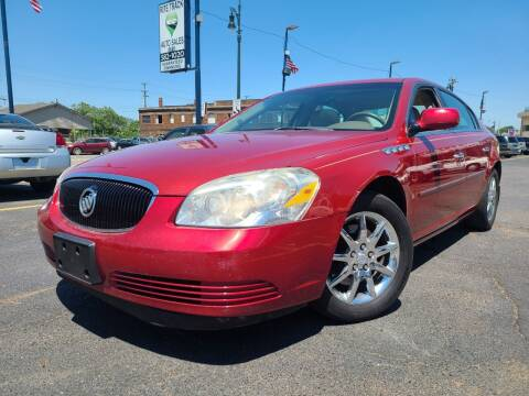 2006 Buick Lucerne for sale at Rite Track Auto Sales in Detroit MI