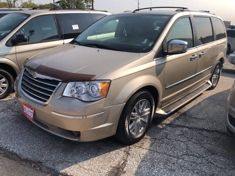 2008 Chrysler Town and Country for sale at Sonny Gerber Auto Sales in Omaha NE