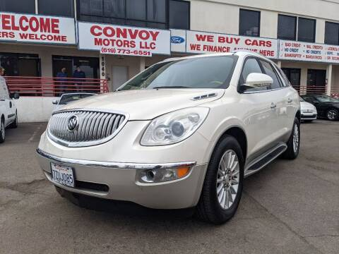 2010 Buick Enclave for sale at Convoy Motors LLC in National City CA